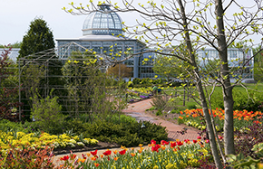 Lewis Ginter Botanical Garden on USA TODAY'S 10Best List
