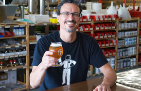 Raise a Glass! It's Virginia Craft Beer Month!