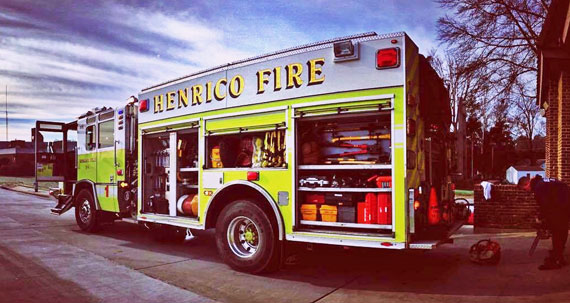 Henrico Division of Fire Earns National Distinctions