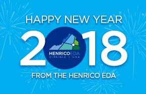Happy New Year from the Henrico EDA