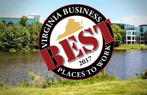 17 Henrico Companies Make 2017 Best Places to Work List