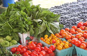 Now in Season: Henrico County Farmers' Markets