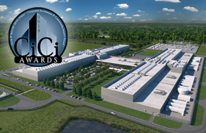 Breaking News: Facebook Receives CiCi Award for Henrico Project