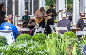Henrico Keeps Live Music Playing Year-Round