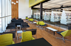 HCPL: A Modern Library Featuring 3D Printers, Media Labs and More