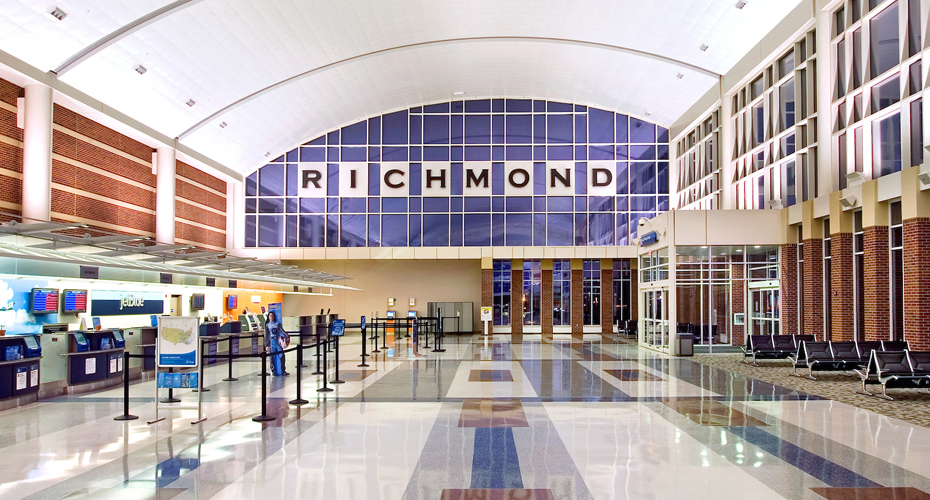 Richmond International Airport Helps Henrico Businesses Soar
