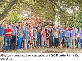 New Space at 8000 Franklin Farms Dr.