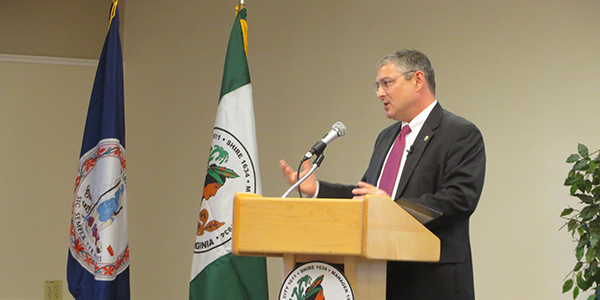 County Manager Vithoulkas Reports on the State of Henrico